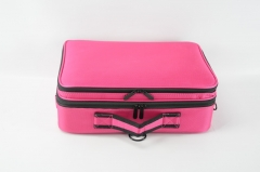 Fabric pro makeup bag cosmetic case beauty storage kit for travel